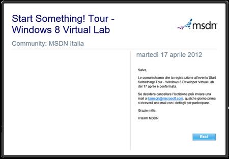 Virtual Lab n.1 (Win8)