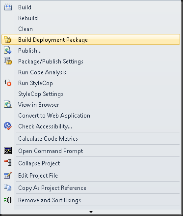 Build_Deployment_Package