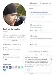 2020 GitHub Archive Program